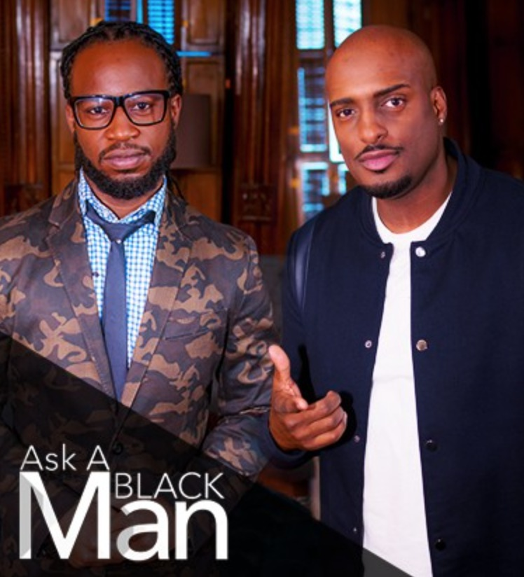 "New Work! ""Ask A Black Man"" Voice Over on MadameNoire.com"