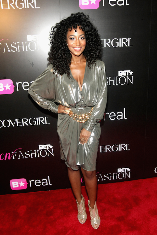 "Fashion Week Kickoff With ""BET On Fashion"" Presentation -Arrivals"
